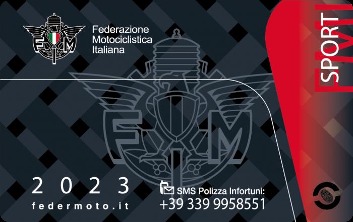 Tessera FMI Sport
